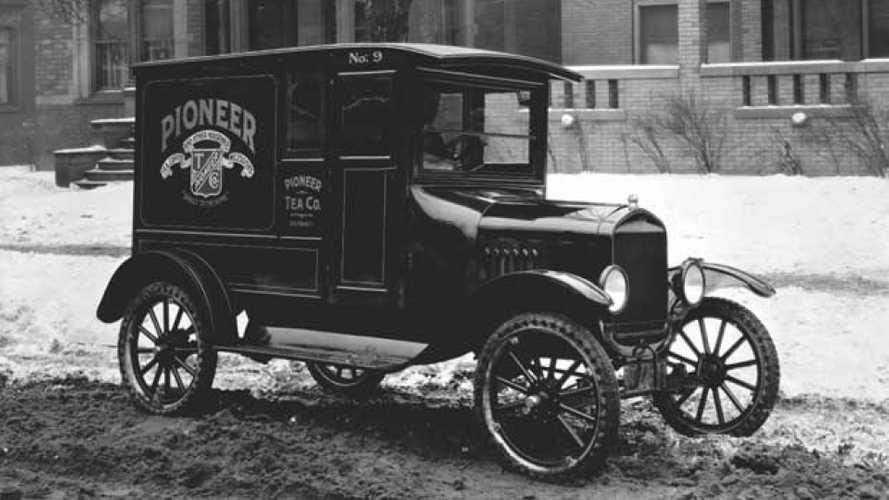 Ford Model TT, l'alba dei furgoni