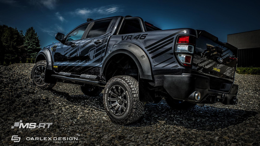 Custom Ford Ranger Can Go Off-Road In Style With Posh Interior on fall protection harness, amp bypass harness, radio harness, nakamichi harness, dog harness, maxi-seal harness, cable harness, suspension harness, oxygen sensor extension harness, pony harness, safety harness, pet harness, engine harness, swing harness, electrical harness, alpine stereo harness, battery harness, obd0 to obd1 conversion harness,