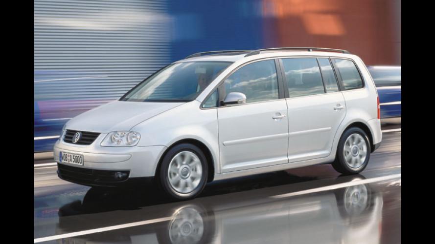 VW Touran: Neue Ausstattungslinie und neuer Motor