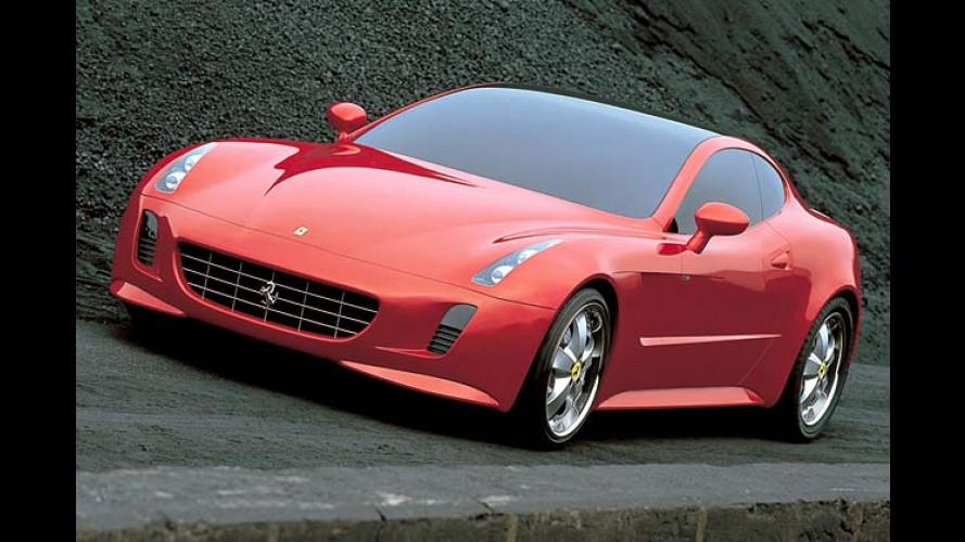Mutprobe aus Italien: Ferrari GG 50 von Giugiaro