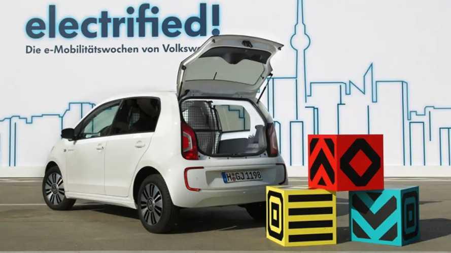 Volkswagen e-load up in vendita