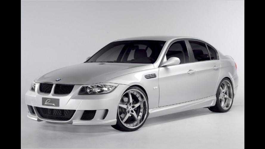 Lumma: Leistungsspritze und Styling-Paket für den BMW 3er