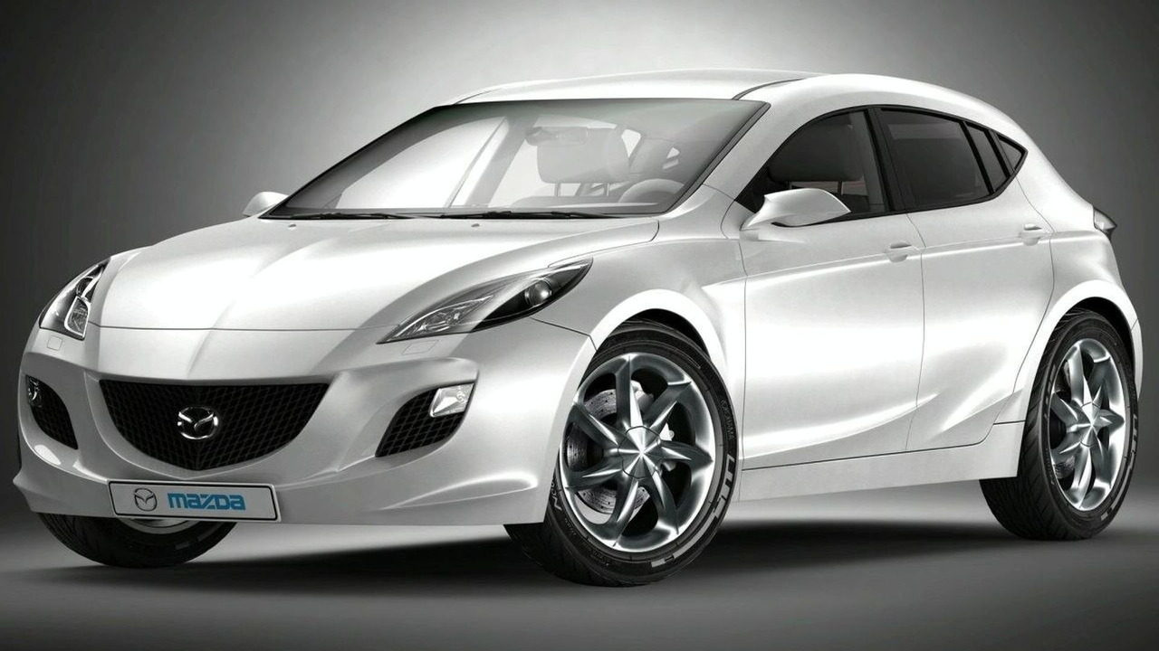 Mazda3 Concept?