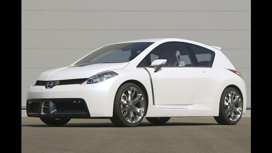 Nissan Sport Concept: Tolle Rennkiste mit Macho-Beulen