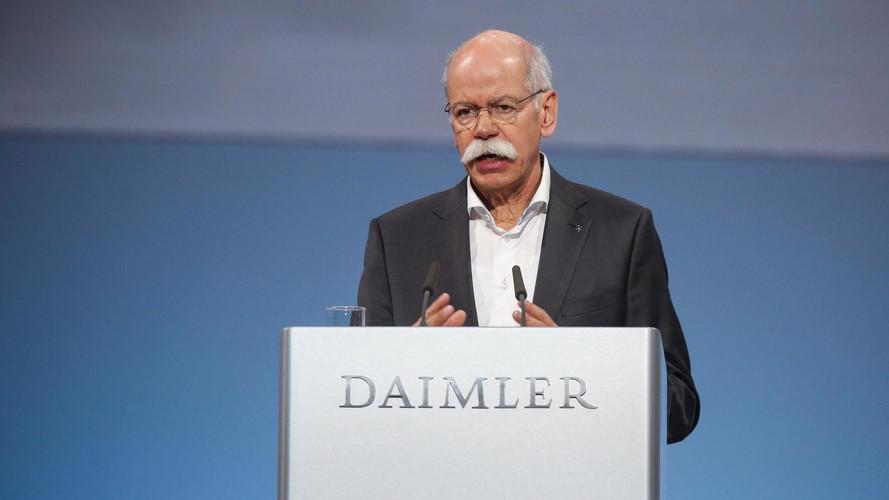 VIDÉO - BMW s'amuse du départ du PDG de Mercedes