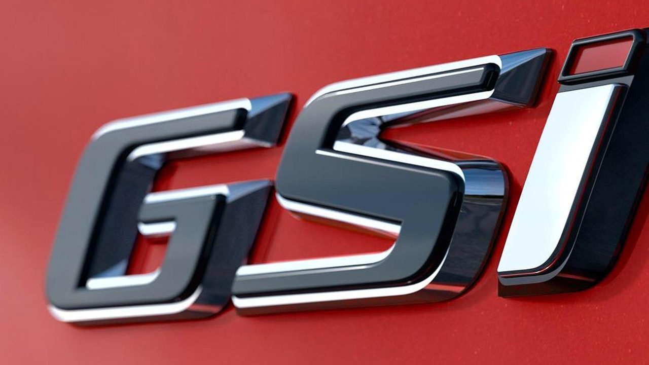 Opel GSi badge