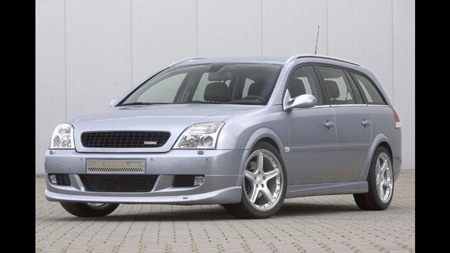 Vom Steinmetz gemeißelt: Mehr Power und Chic für Opel