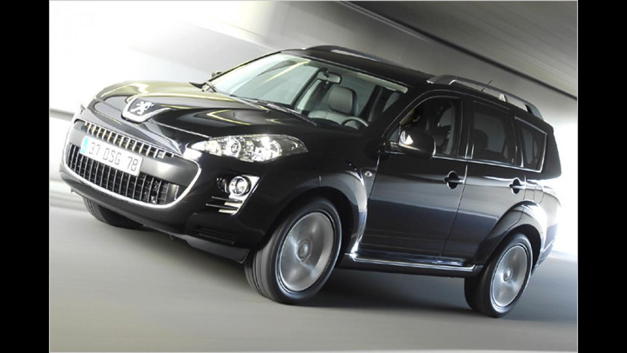 Peugeot 4007 HDi FAP 155 Tendance