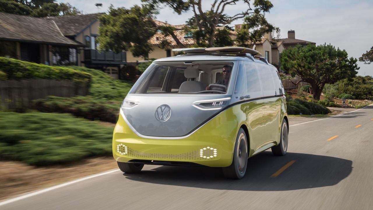 Volkswagen ID Buzz Concept em Pebble Beach