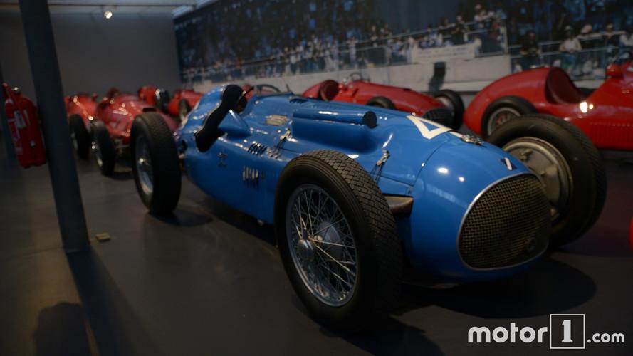 VIDÉO - Remontez la grille F1 du Musée Automobile de Mulhouse