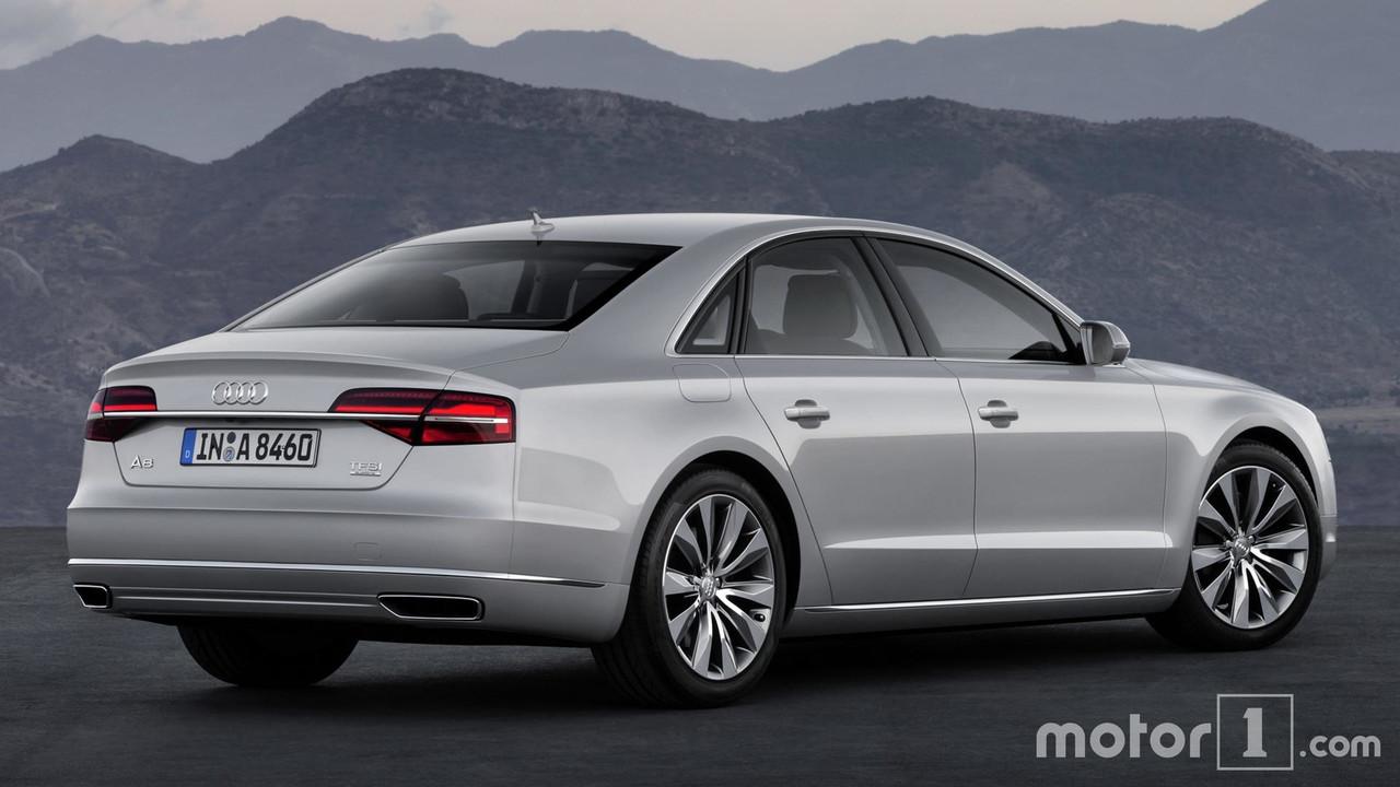 Kelebihan Audi A8 2014 Review