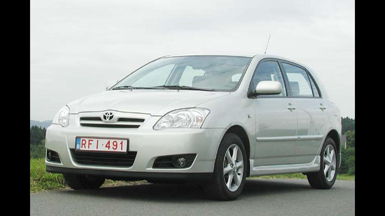 Toyota Corolla im Test