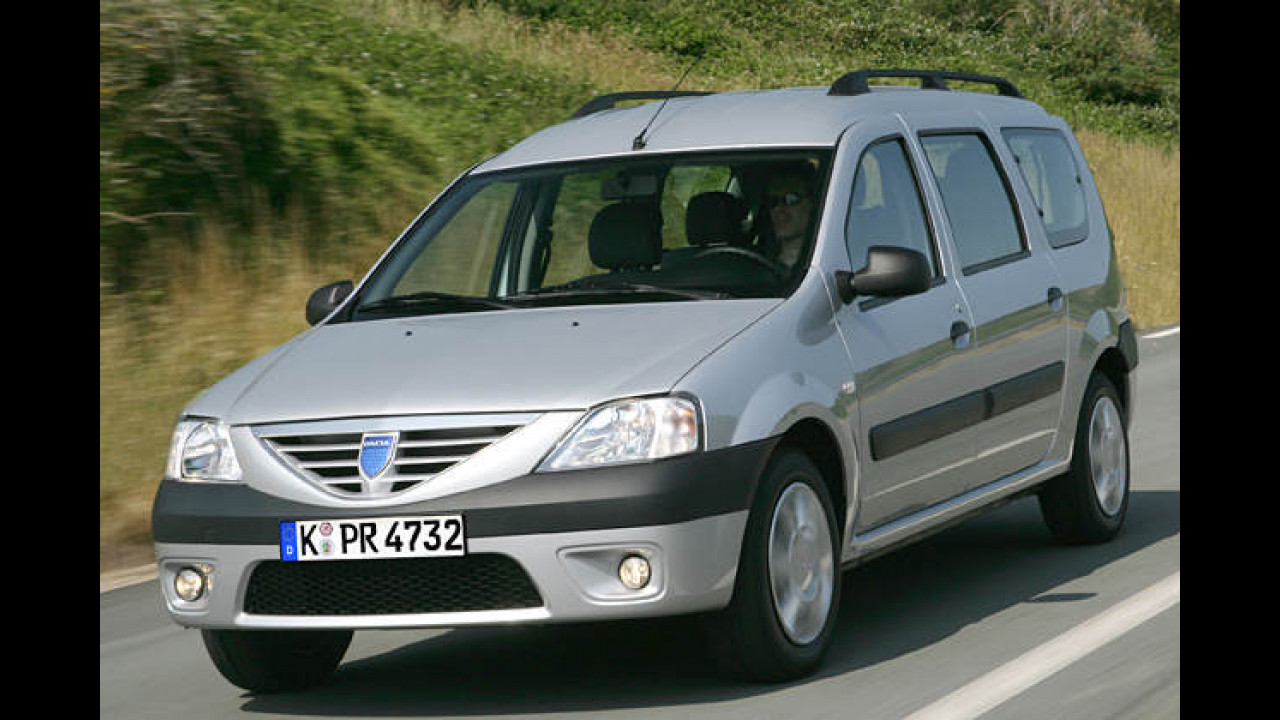 Dacia Logan Kombi 1.4