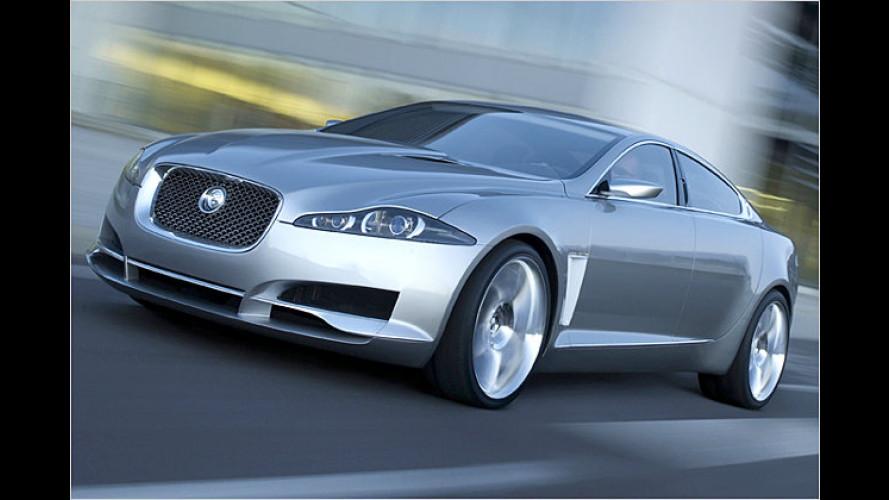 Bedienen ohne zu berühren – spannender Jaguar-Prototyp