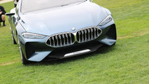 BMW 8 Series Concept Pebble Beach