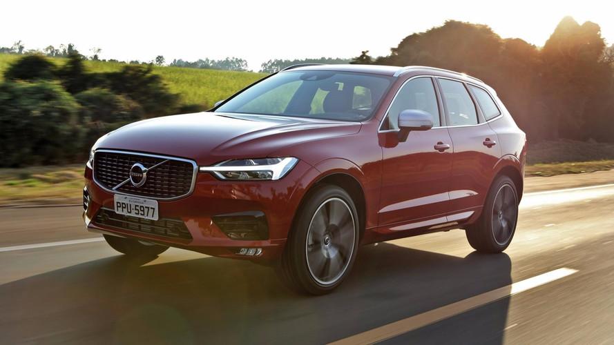 Volvo supera recorde histórico de vendas no Brasil