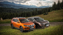 NIssan Qashqai and X-Trail