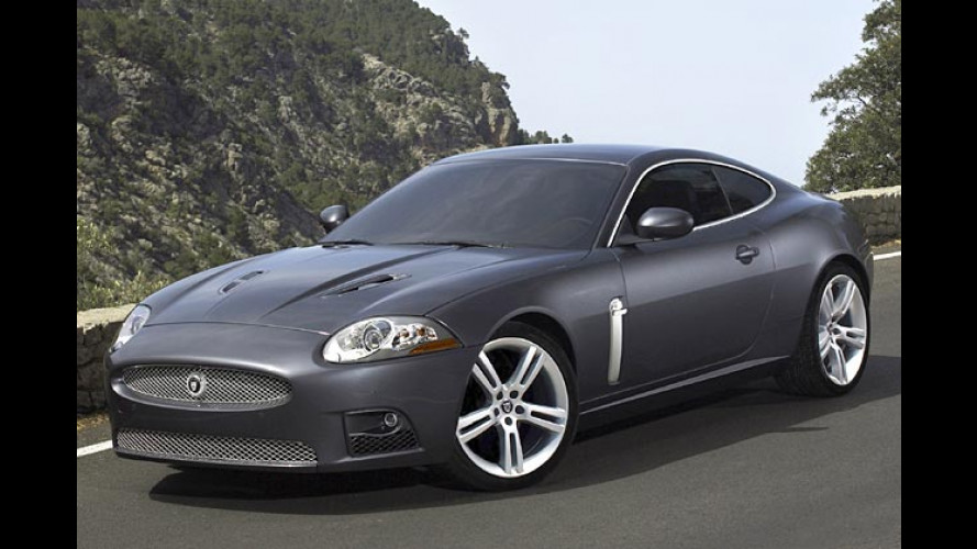 Jaguar XKR: Starke Raubtier-Version kommt im Herbst