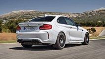 BMW M2 Competition package primera prueba