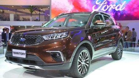 Ford Territory chegará em 2020 por estimados R$ 130 mil