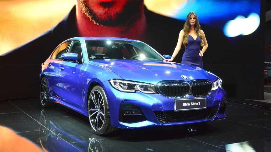 Salão de SP: Novo BMW Série 3 chega ao Brasil no 1° semestre de 2019
