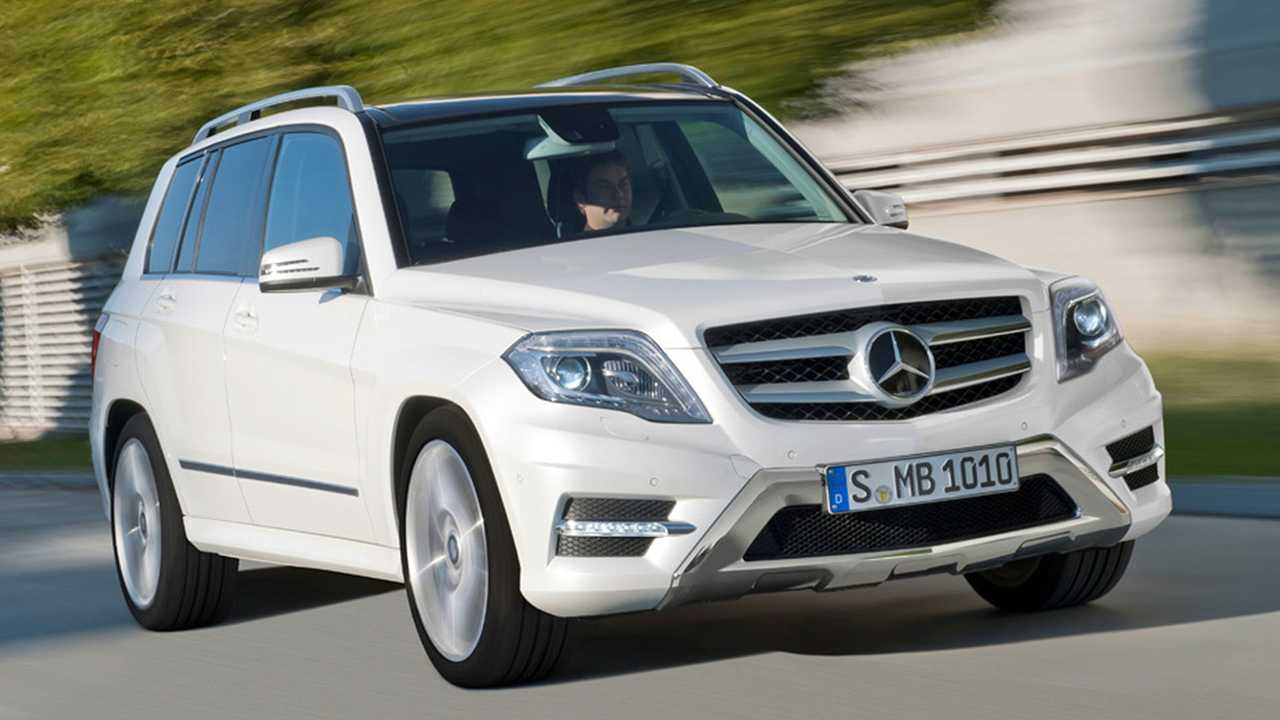 TÜV-Report 2019: Mercedes GLK
