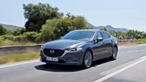 Nuevo Mazda6 Sedan, primera prueba