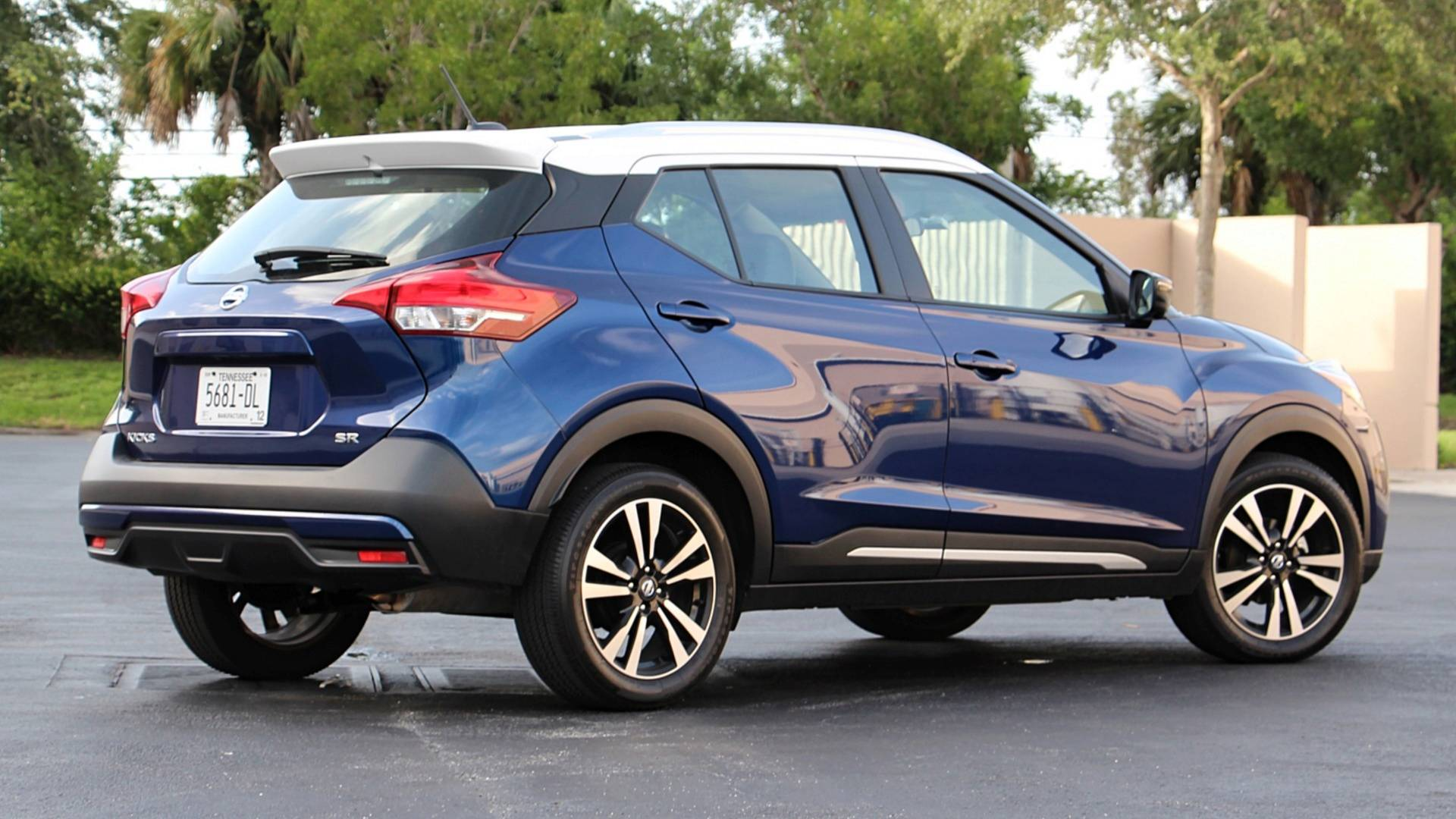 2018 Nissan Kicks Review A Shoe In