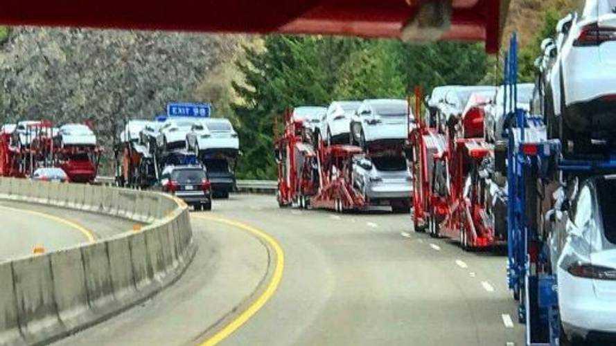 Tesla Enters Car Carrier Building Biz To Speed Model 3 Deliveries
