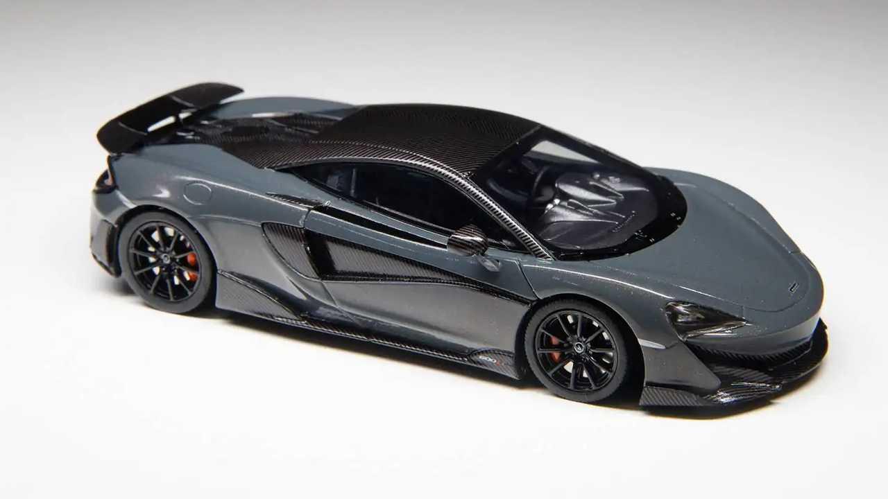 McLaren 600LT TSM-Model