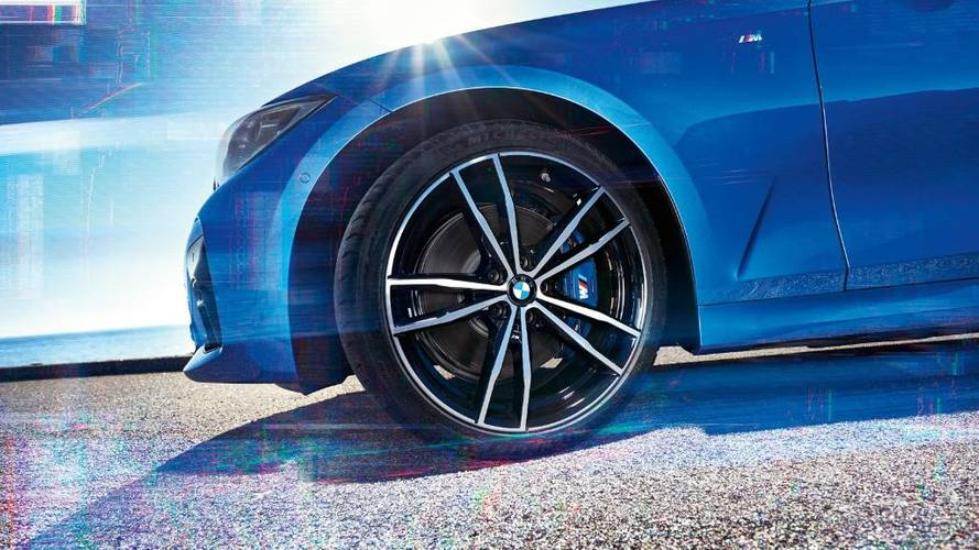 2019 BMW 3-as sorozat teaser