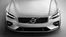 2019 Volvo V60 R-Design