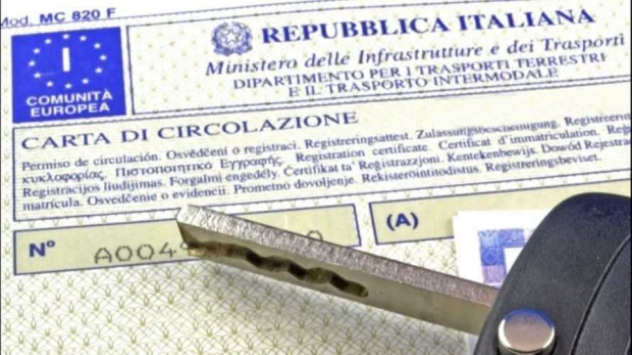 Documenti Unico auto, libretto e certificato di proprietà pronti a unirsi?