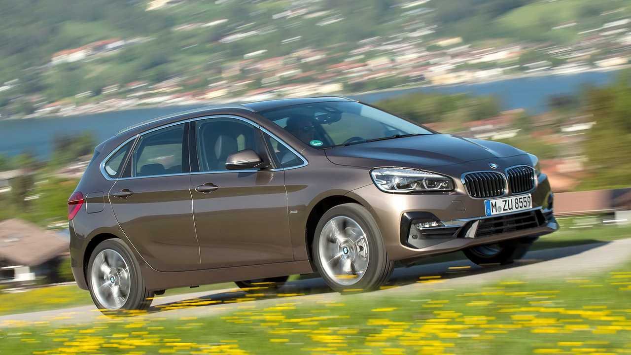 BMW 218d Active Tourer (110 kW): 57,4 Cent/100 km