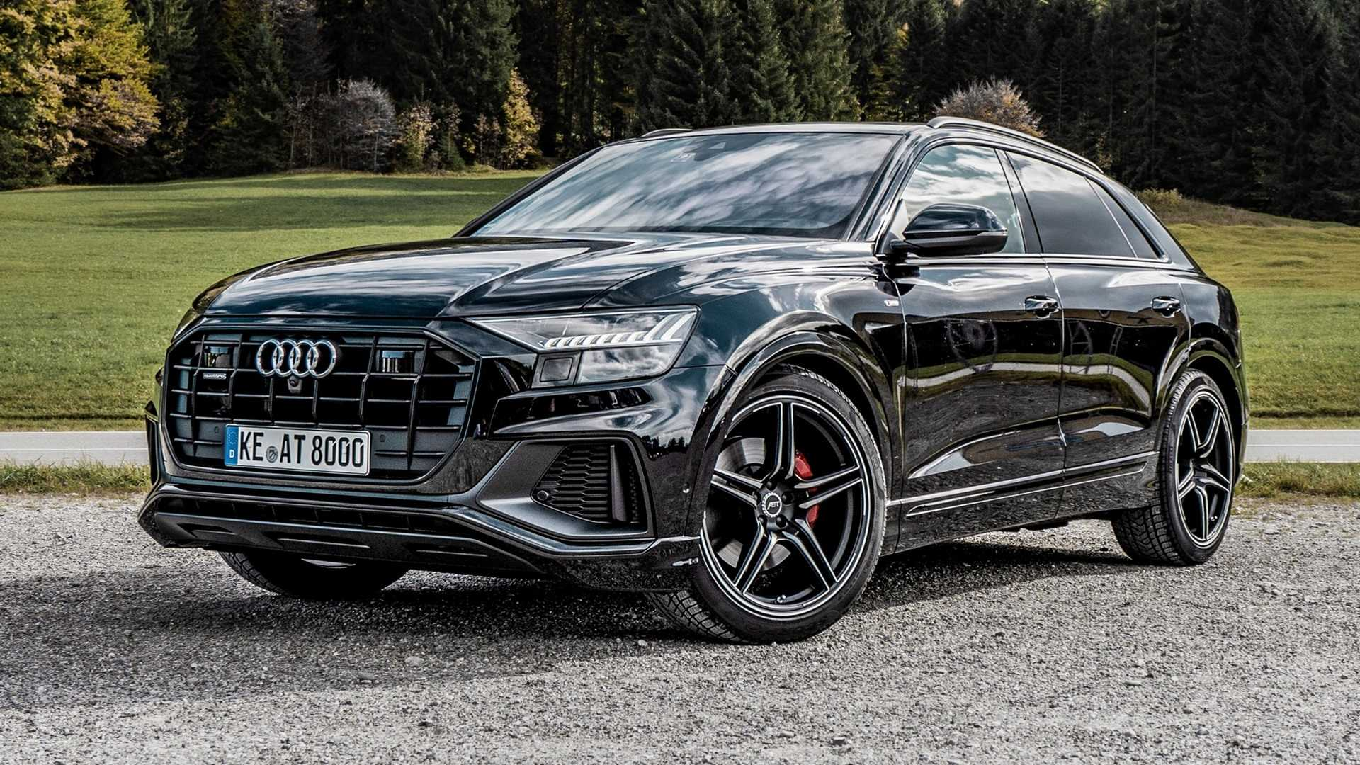Abt Extracts More Diesel Power From The Audi Q8