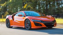 2019 acura nsx first drive