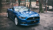 Ford Mustang Convertibles by Vilner