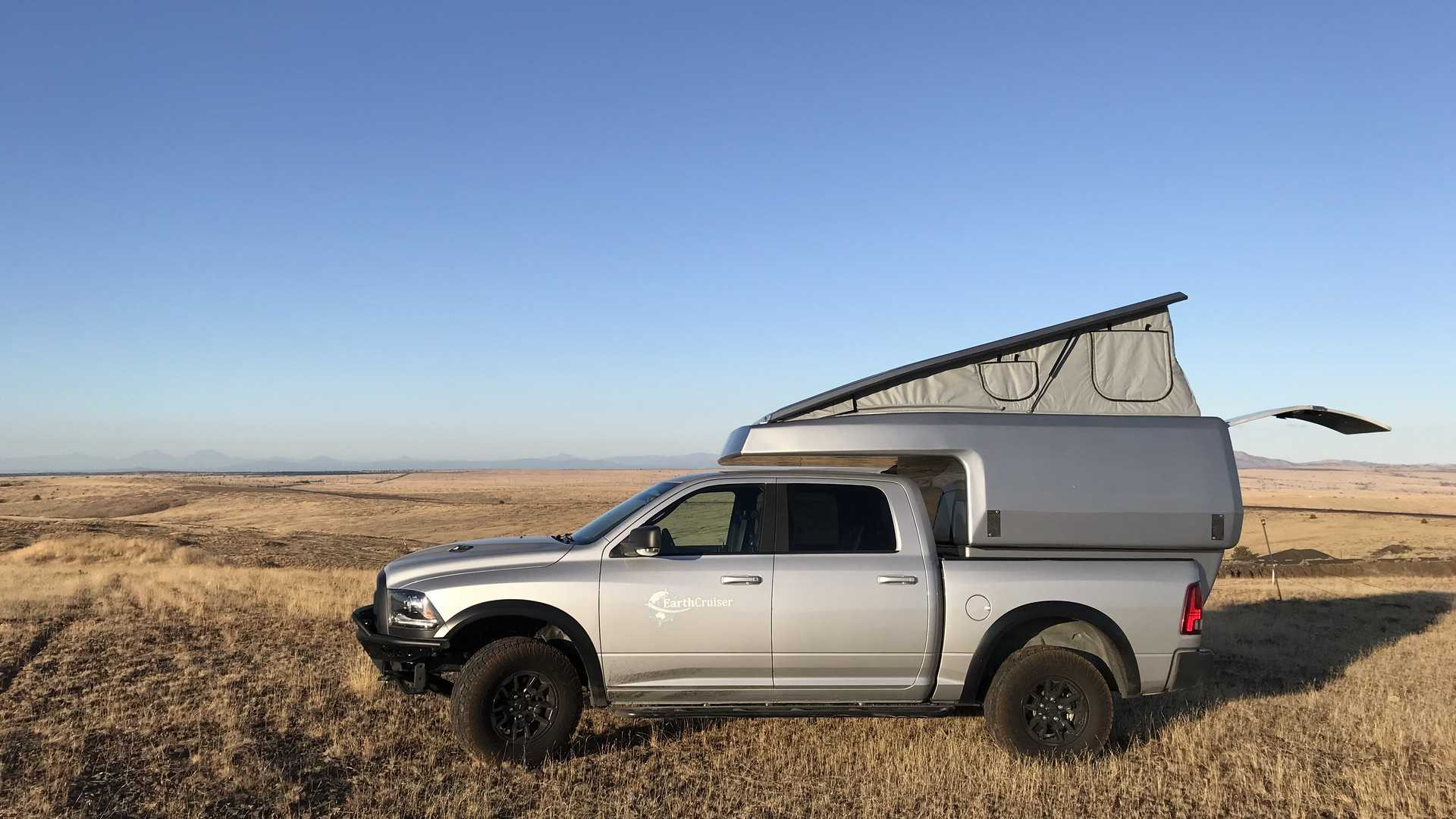 EarthCruiser Debuts Affordable New MOD And EXD Campers