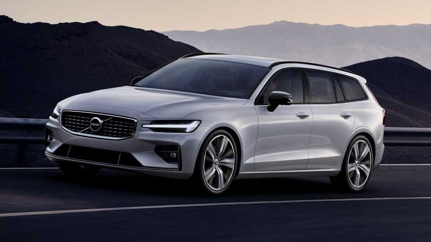 2019 Volvo V60 First Drive: Love With A Capital V