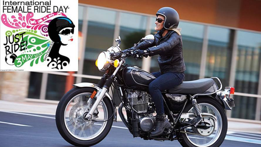 International Female Ride Day May 3, 2014