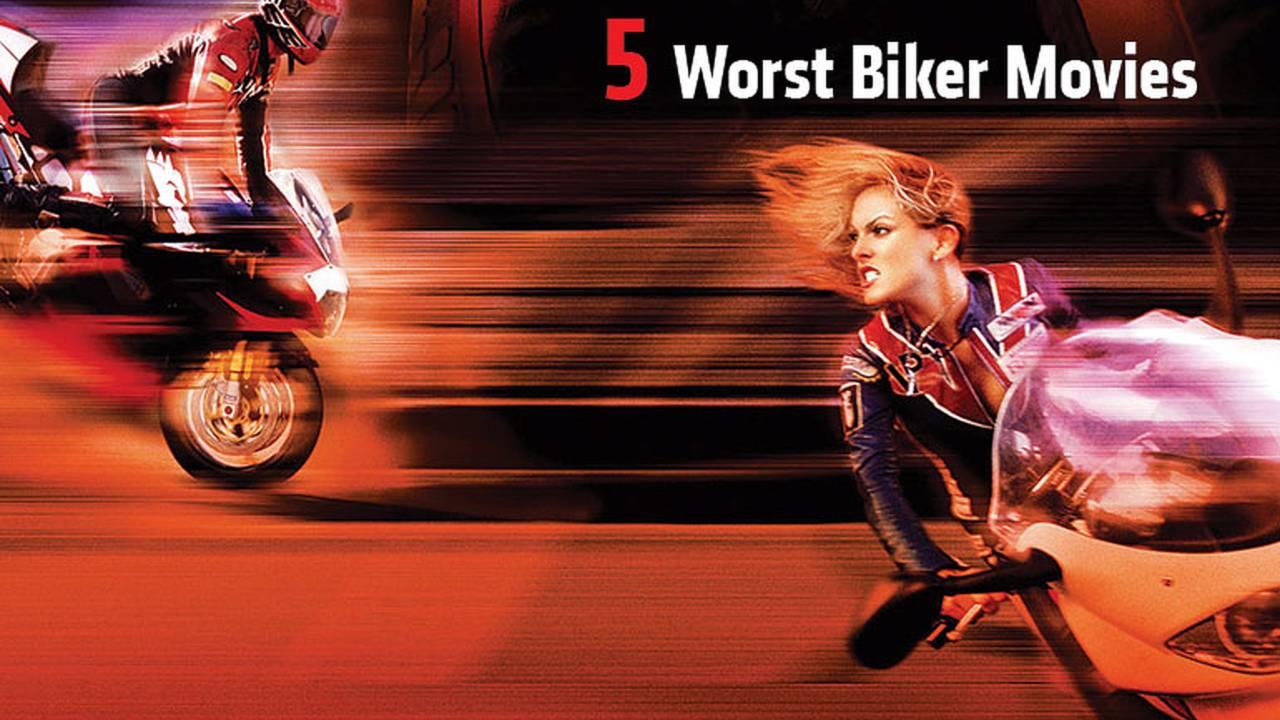 5 Worst Biker Movies