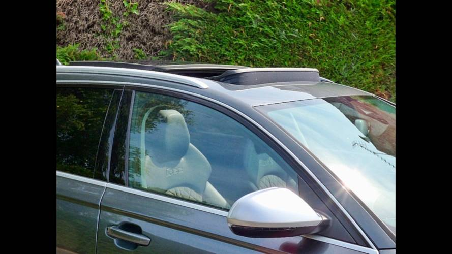 Prens Harry'ye ait Audi RS6