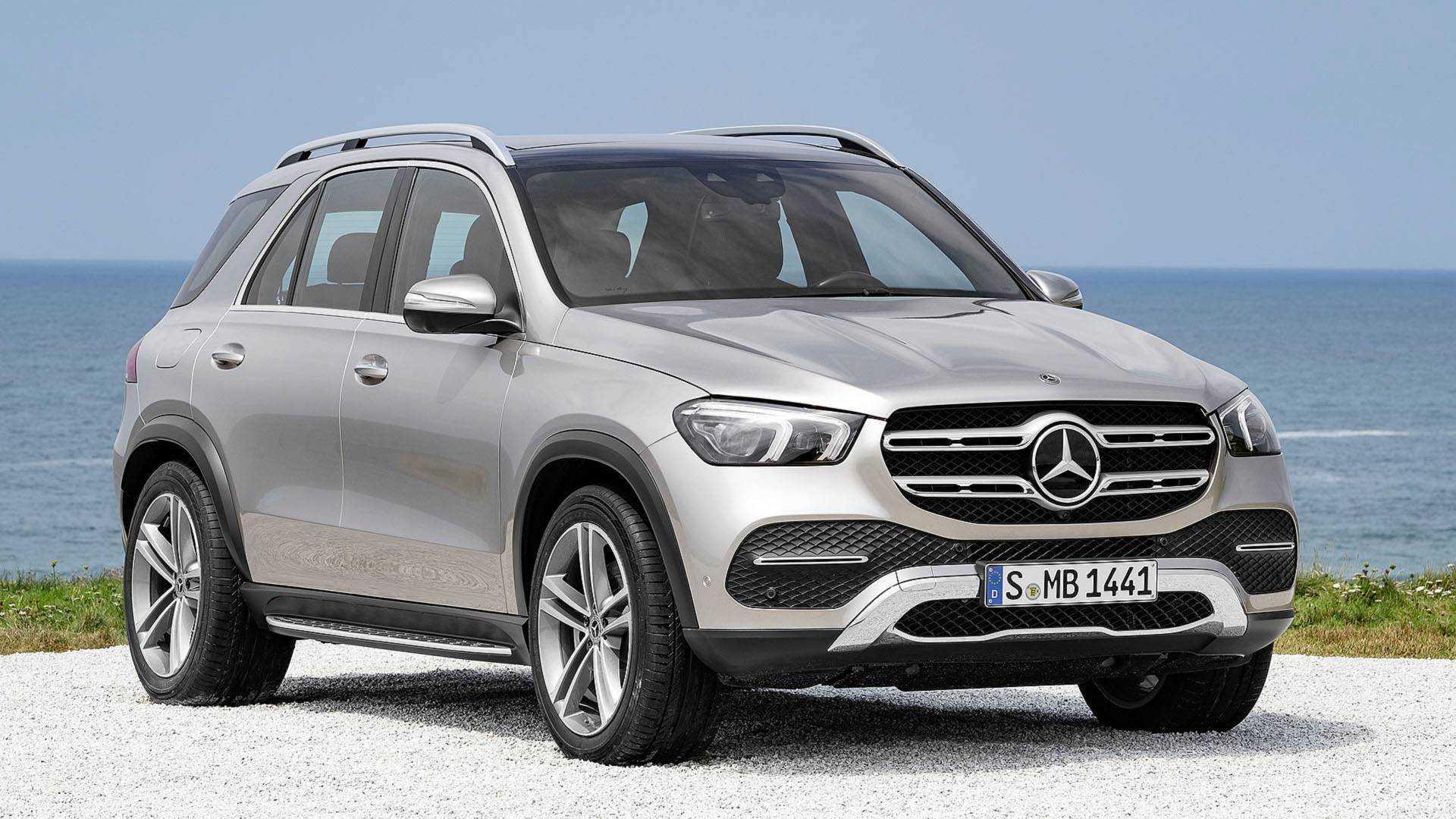 New Mercedes-Benz GLE 2019 77