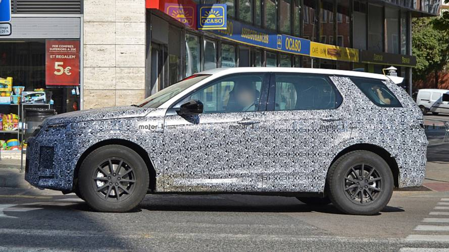 2019 Land Rover Discovery Sport casus fotoğraf