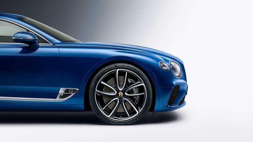 Bentley Continental GT, i segreti della sportiva inglese