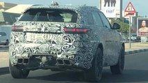 Land Rover Range Rover Velar SVR Spy Shots