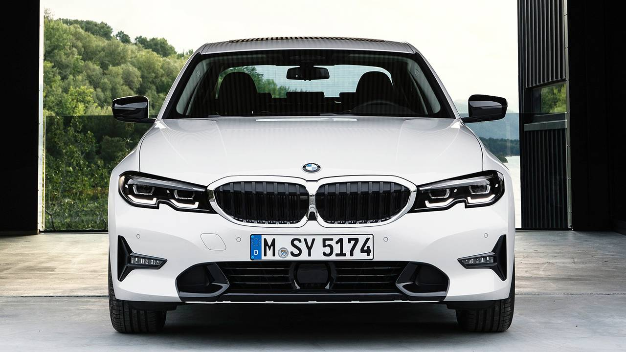 BMW 3 Series, new Vs old
