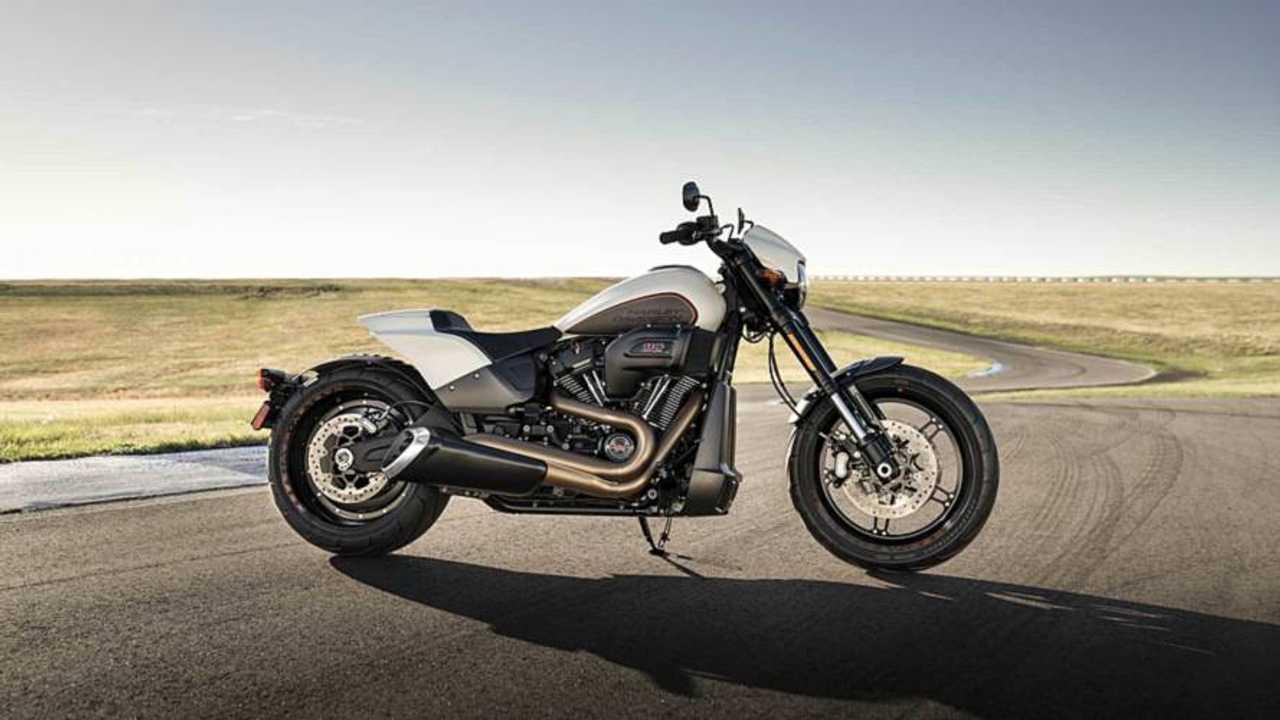 Meet the FXDR 114: Harley-Davidson's Newest Power Cruiser