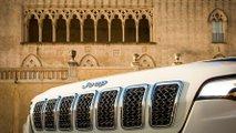 Jeep Cherokee Restyling Interni e dettagli