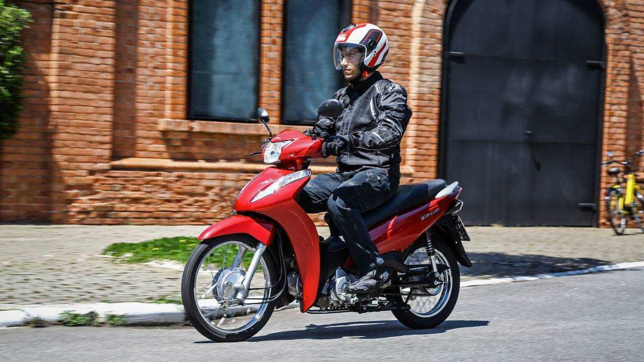 Honda Biz 2019 é Lançada Com Novas Cores A Partir De R 7750